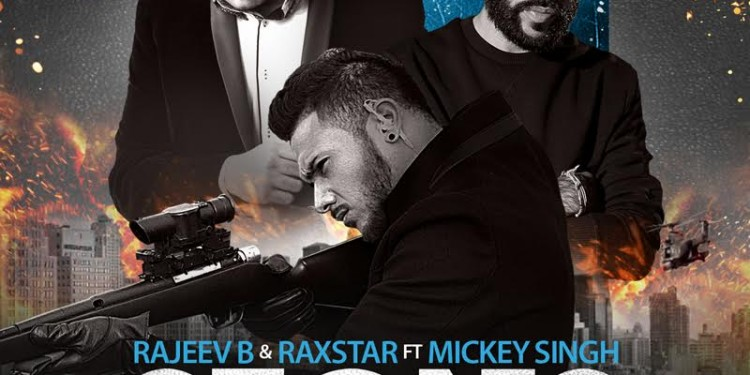 Signs Rajeev B, Raxstar, Mickey Singh