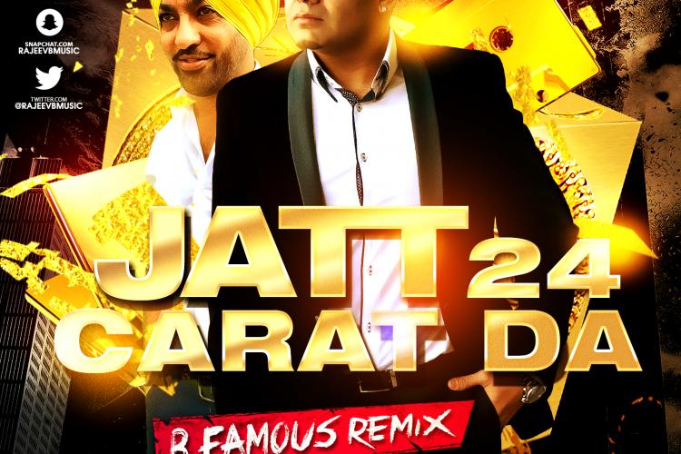 Jatt-24-Carat---Rajeev-B-GOLD-SOCIALMEDIA